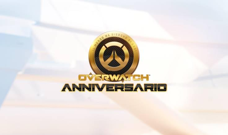In arrivo l'Anniversario di Overwatch, Free Weekend e Game of the Year Edition