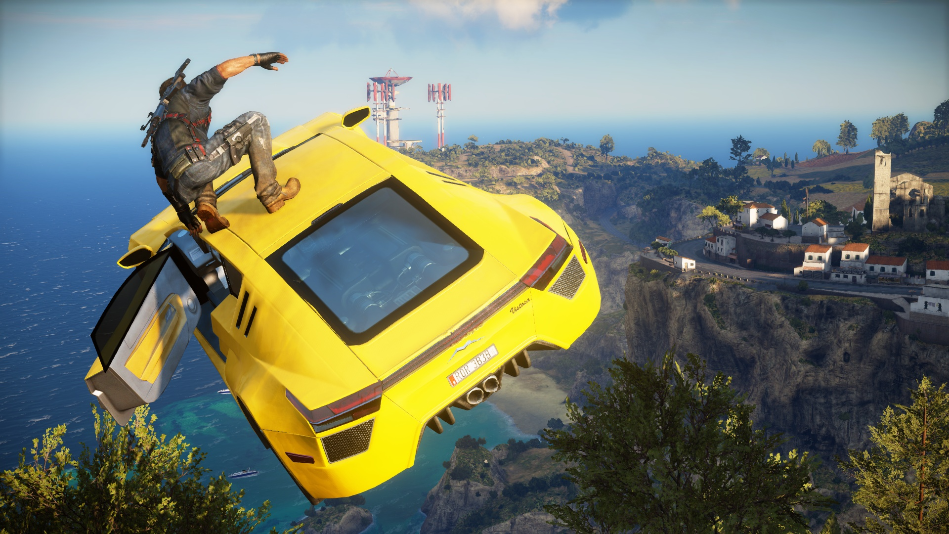 Distruzione Totale e Divertimento in due parole - Just Cause 3